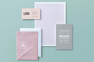 business card envelops, Books and Stationery Printing Services